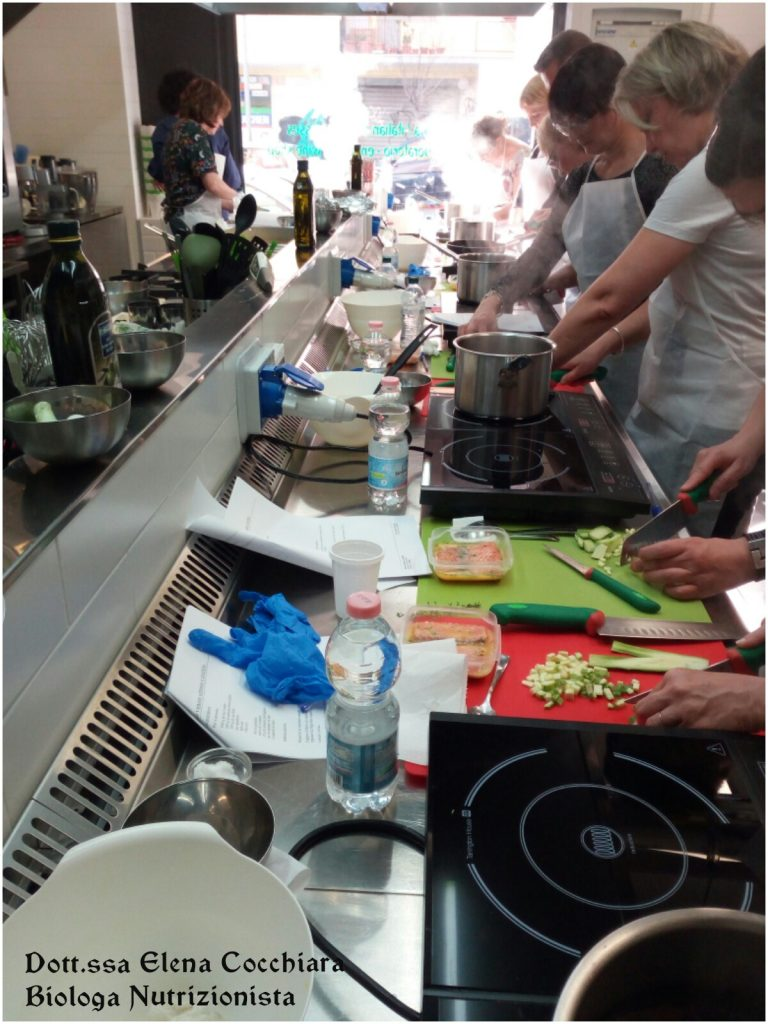 In Cucina con la Nutrizionista: Le Combinazioni Alimentari