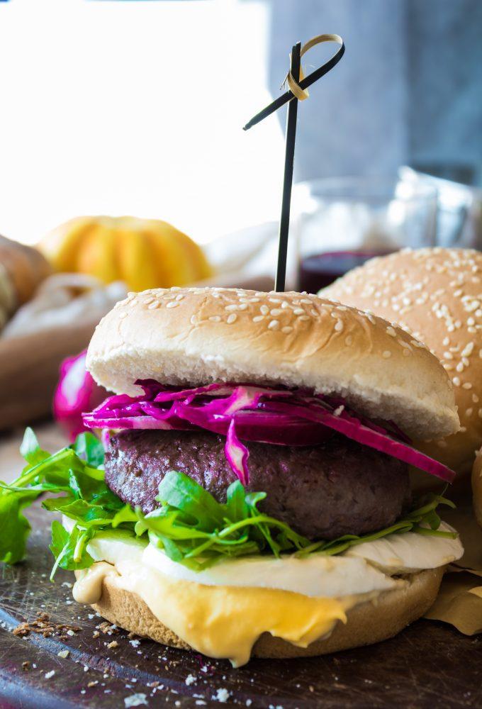 Io Resto In Cucina Le Ricette della Domenica: Panino Gourmet con Hamburger di Tonno