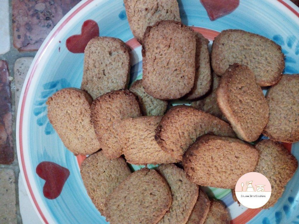 Biscotti della Gioia di Farina di Farro